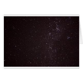 Cartes ciel étoilé