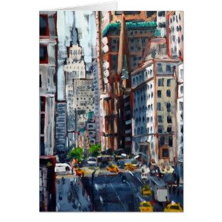 Cartes Cinquième Avenue