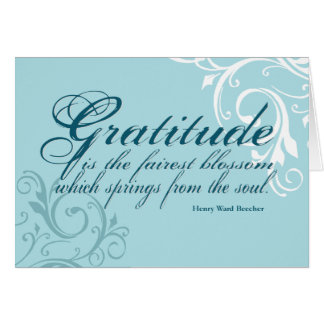 Cartes Citation www.sobercards.com de gratitude