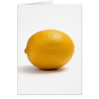 Cartes Citron