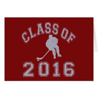 Cartes Classe de l'hockey 2016