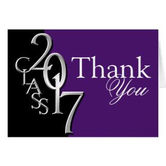 Cartes Classe du noir 2017 et du pourpre de Merci