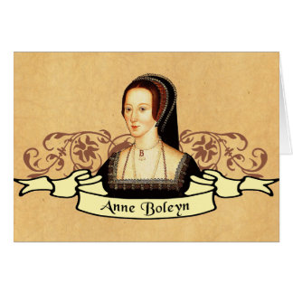 Cartes Classique d'Anne Boleyn