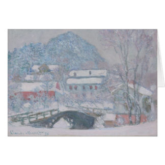 Cartes Claude Monet