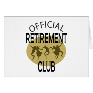 Cartes Club officiel de retraite