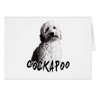 Cartes Cockapoo