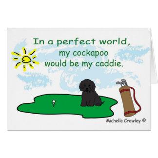 Cartes CockapooBlk