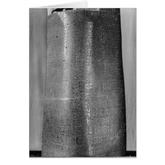 Cartes Code de Hammurabi, détail de colonne