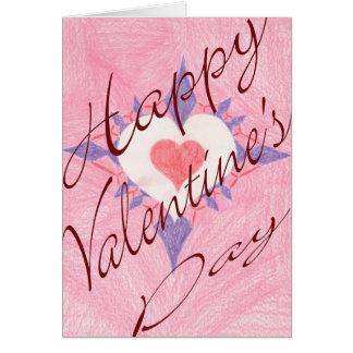 Cartes Coeur de Saint-Valentin