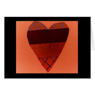 Cartes Coeur sauvage