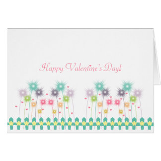 Cartes Coeurs et pissenlits Valentine