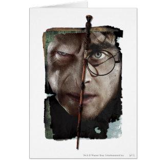 Cartes Collage 10 de Harry Potter