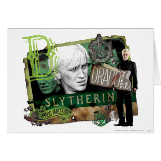 Cartes Collage 1 de Malfoy de Draco