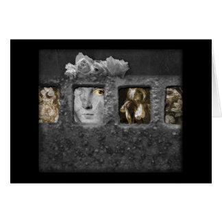 Cartes Collage de Digitals de boîte d'ombre par des