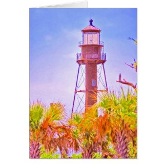 Cartes Collection de phare de Sanibel