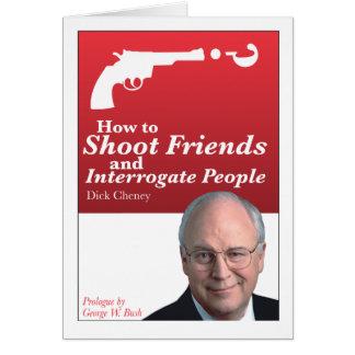 Cartes Comment tirer des amis et interroger des personnes