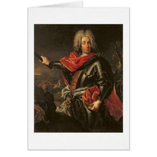 Cartes Compte général Johann Matthias von der Schulenburg