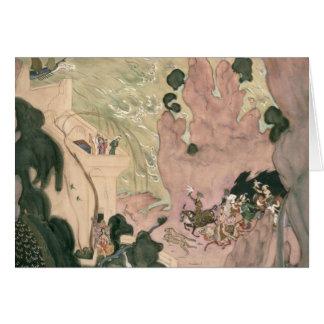 Cartes Conception de rideau pour Nikolai Rimski-Korsakov