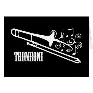 Cartes Conception de vecteur de trombone