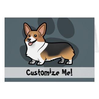 Cartes Concevez votre propre animal familier