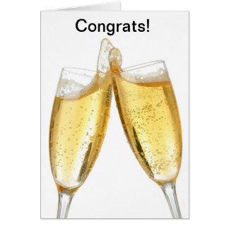 Cartes Congrats !