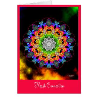 Cartes Connexion de coeur