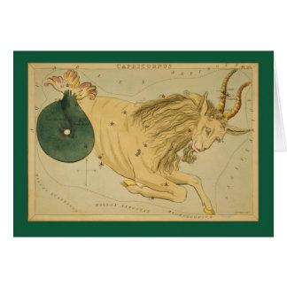 Cartes Constellation de Capricorne