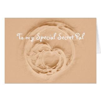 Cartes Copain secret spécial