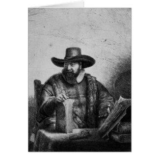 Cartes Cornélius Claesz Anslo 1640