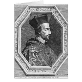 Cartes Cornélius Jansen, évêque de Ypres