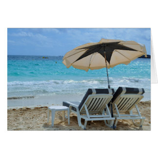 Cartes Courez loin et vivez sur la plage