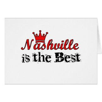 Cartes Couronne Nashville