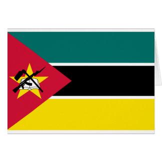 Cartes Coût bas ! Drapeau de la Mozambique