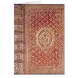 Cartes Couverture des travaux de Tacite avec le manteau