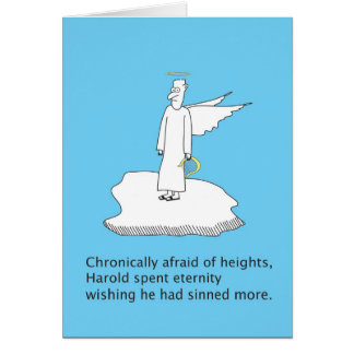 Cartes Craintes d'angle