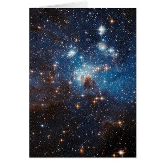 Cartes Crèche LH95 stellaire