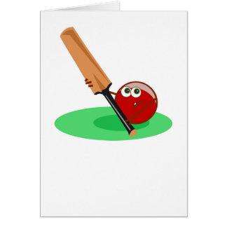 Cartes Cricket