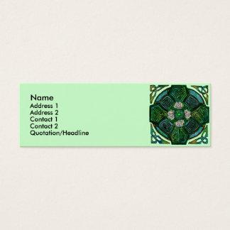 Cartes croisées de profil de Connemara