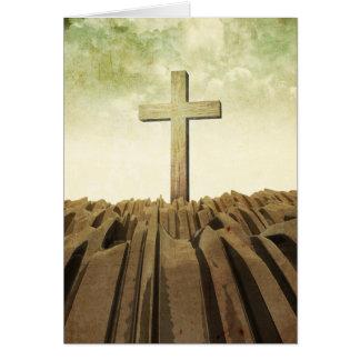 Cartes Croix chrétienne
