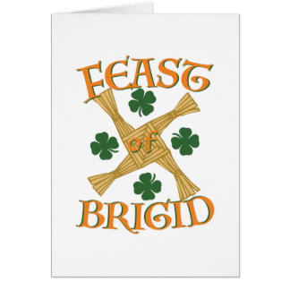 Cartes Croix de St Brigids