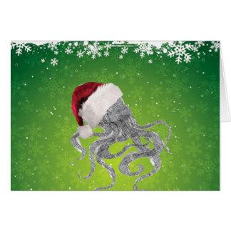 Cartes Cthulhu Père Noël