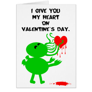 Cartes Cthulhu Valentine