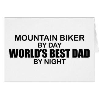 Cartes Cycliste de Mntn - le meilleur papa du monde