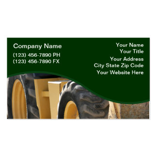 Cartes d entreprise de construction cartes de visite professionnelles