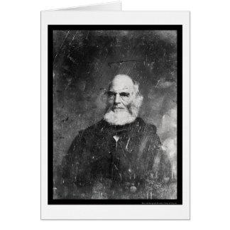 Cartes Daguerréotype 1851 de William Bryant