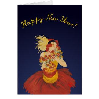 Cartes d'Aix de vedette de La : Bonne année !