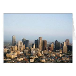 Cartes Dallas du centre