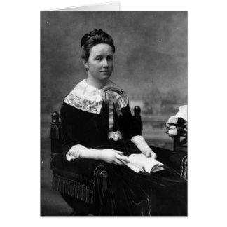 Cartes Dame Millicent Fawcett, c.1880