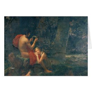 Cartes Daphnis et Chloe, 1824-25