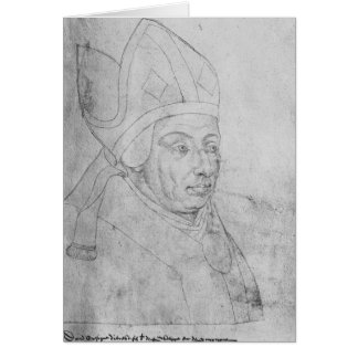 Cartes David, évêque d'Utrecht